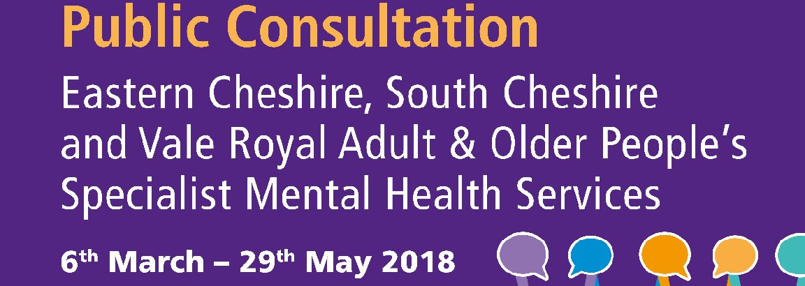 Public Consultation on Mental Health Services