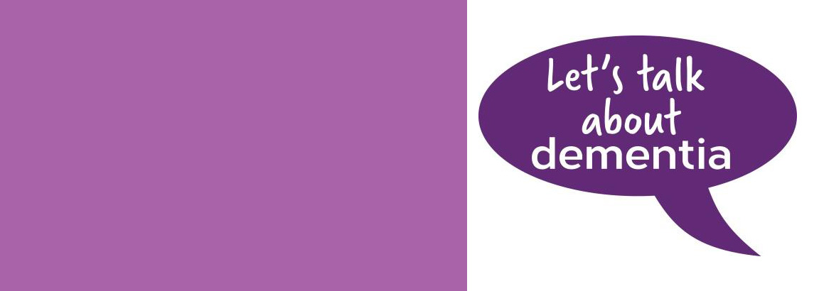 Dementia Action Week Banner